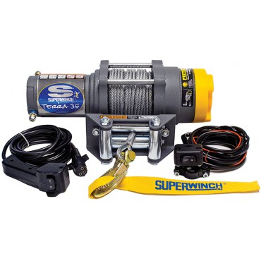VERRICELLO SUPERWINCH TERRA 35 12V