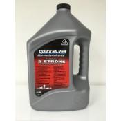 Olio lubrificante Quicksilver 2t TCW3 4lt