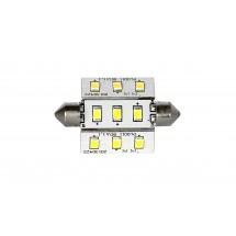 DIXPLAY SV8.5 9SMD2835 LED 8V-35V 42MM B/CALDA