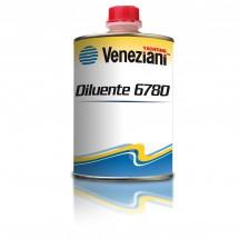 VENEZIANI DILUENTE PER POLIURETANICI 6780 0.50 L