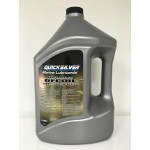 Olio lubrificante Quicksilver 2t DFI iniezione 4lt