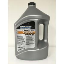 Olio lubrificante per motori Diesel SAE 15W40 Quicksilver 4lt